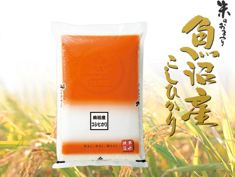 米のおまつり 魚沼産こしひかり