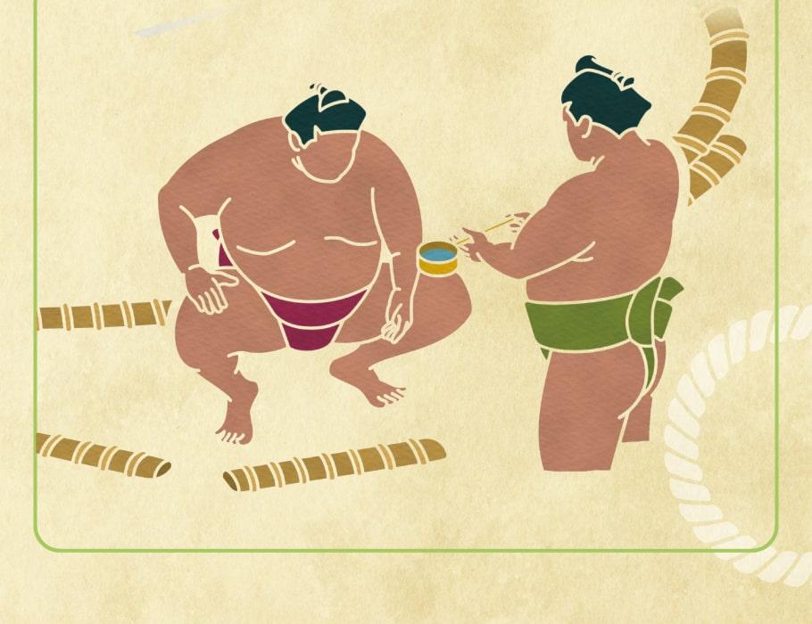 相撲部屋ちゃんこ