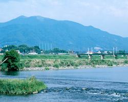 【もち吉について】福智山山系の湧き水