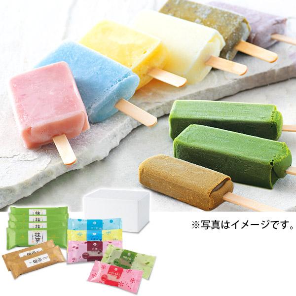 送料込み】【冷凍】 冷菓セレクトセット(11本) | もち吉 あられ・お ...