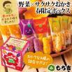 (※期日指定3月31日まで)野菜おかき スプリングパーティボックス
